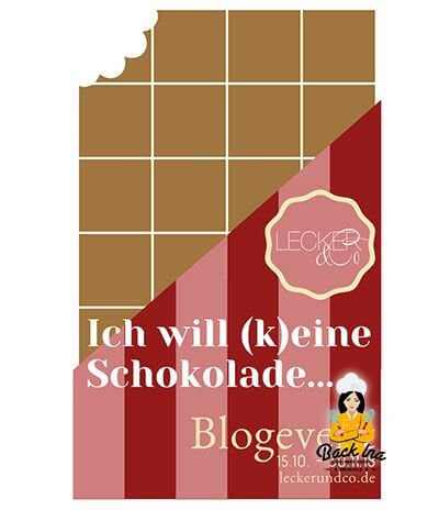 Blogevent Schokolade