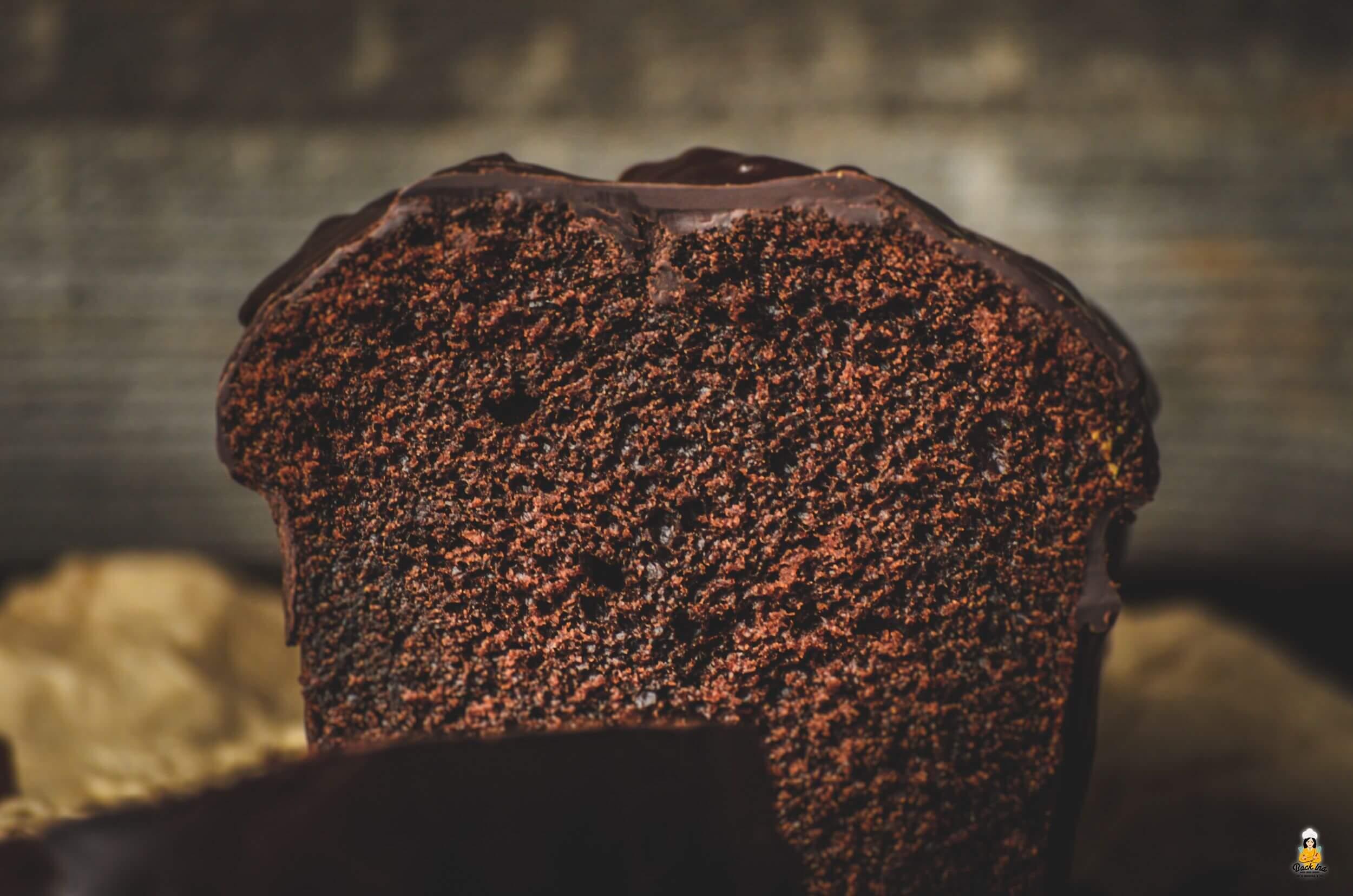 So muss ein Schokoladenkuchen aussehen: Der für mich beste Schokoladenkuchen der Welt ist saftig, aber locker!