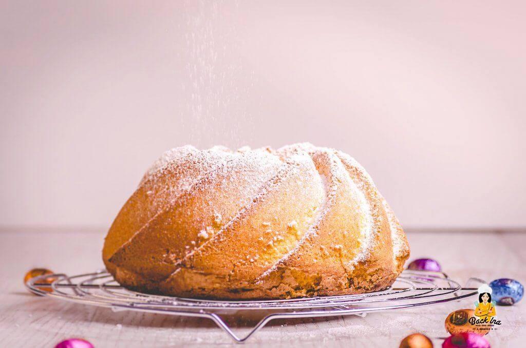 Eierlikörgugelhupf Rezept von Tupperware - einfach und gelingsicher