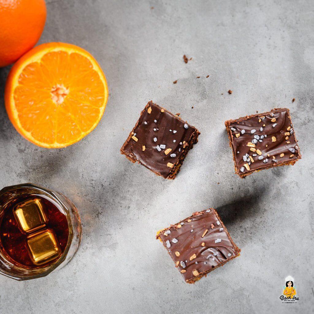 Schoko-Orangen-Schnitten: Herrentorte mal anders