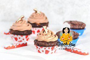 Kinder Schokolade Cupcakes und Muffins