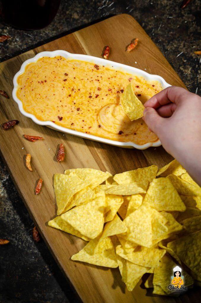 Cheese Sauce selber machen - einfaches Rezept ohne Chemie
