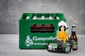 Bierkasten Torte - ideal für den Männergeburtstag