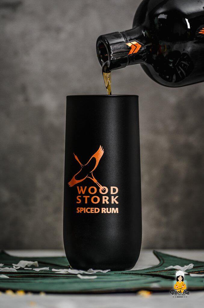Wood Stork Spiced Rum - perfekt zum Mixen und zum Backen