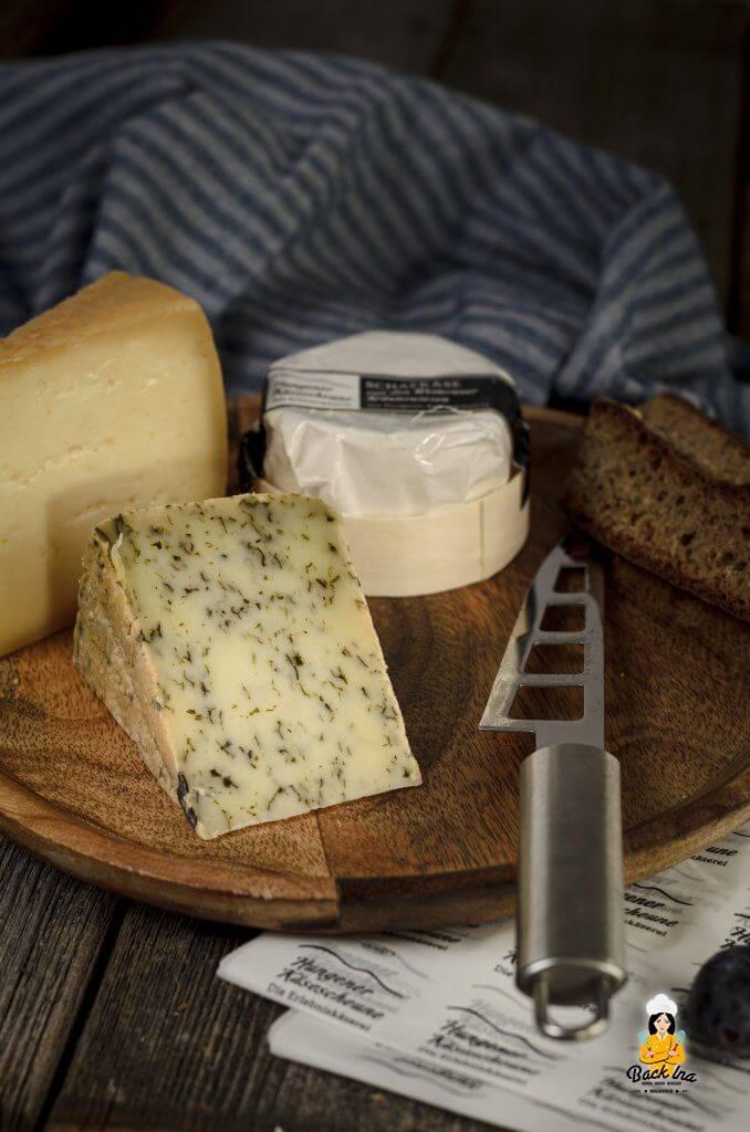 Käse aus Schafmilch von der Hungener Käsescheune