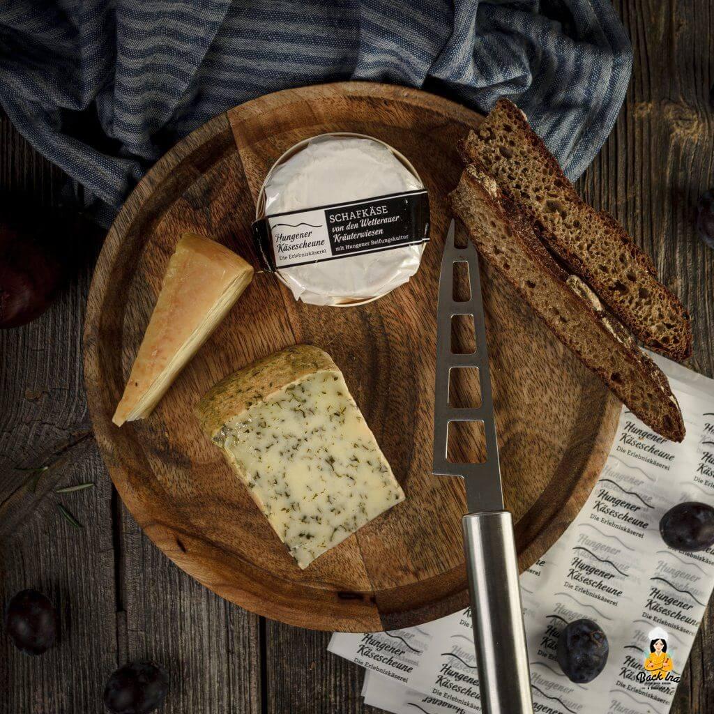 Schafskäse aus der Hungener Käsescheune