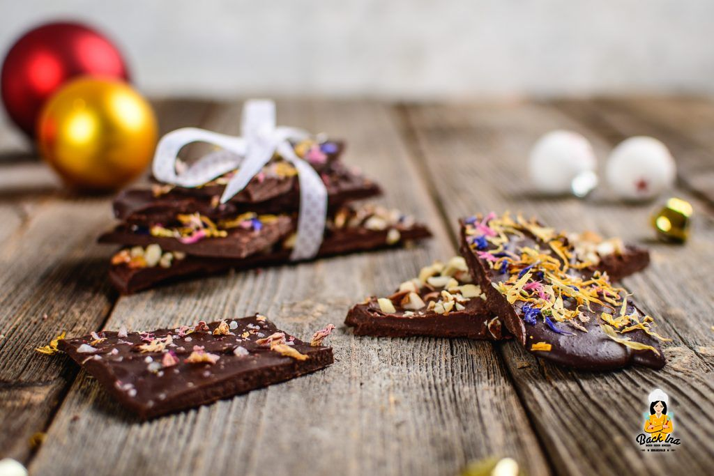Vegane Schokolade selber machen