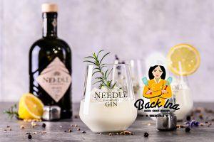 Gin Tonic Dessert im Glas