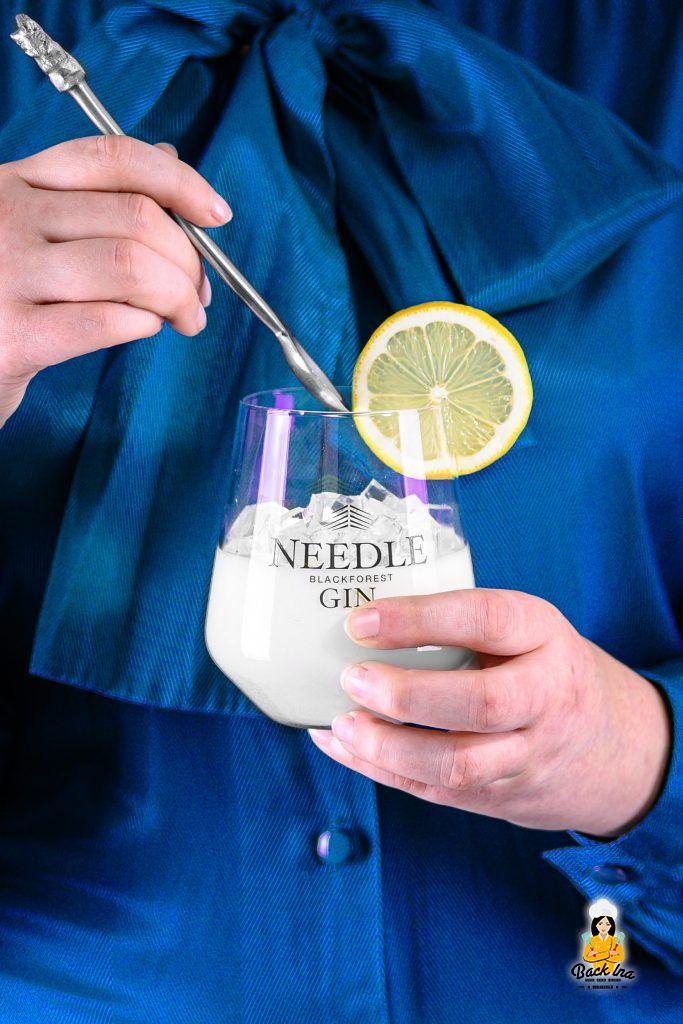Dessert im Glas: Gin Tonic Dessert ist der Hit auf jeder Party!