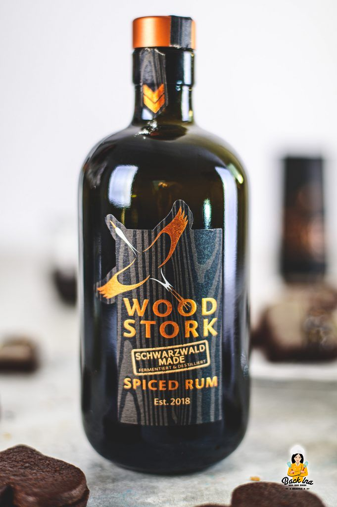 Wood Stork Spiced Rum zum Backen
