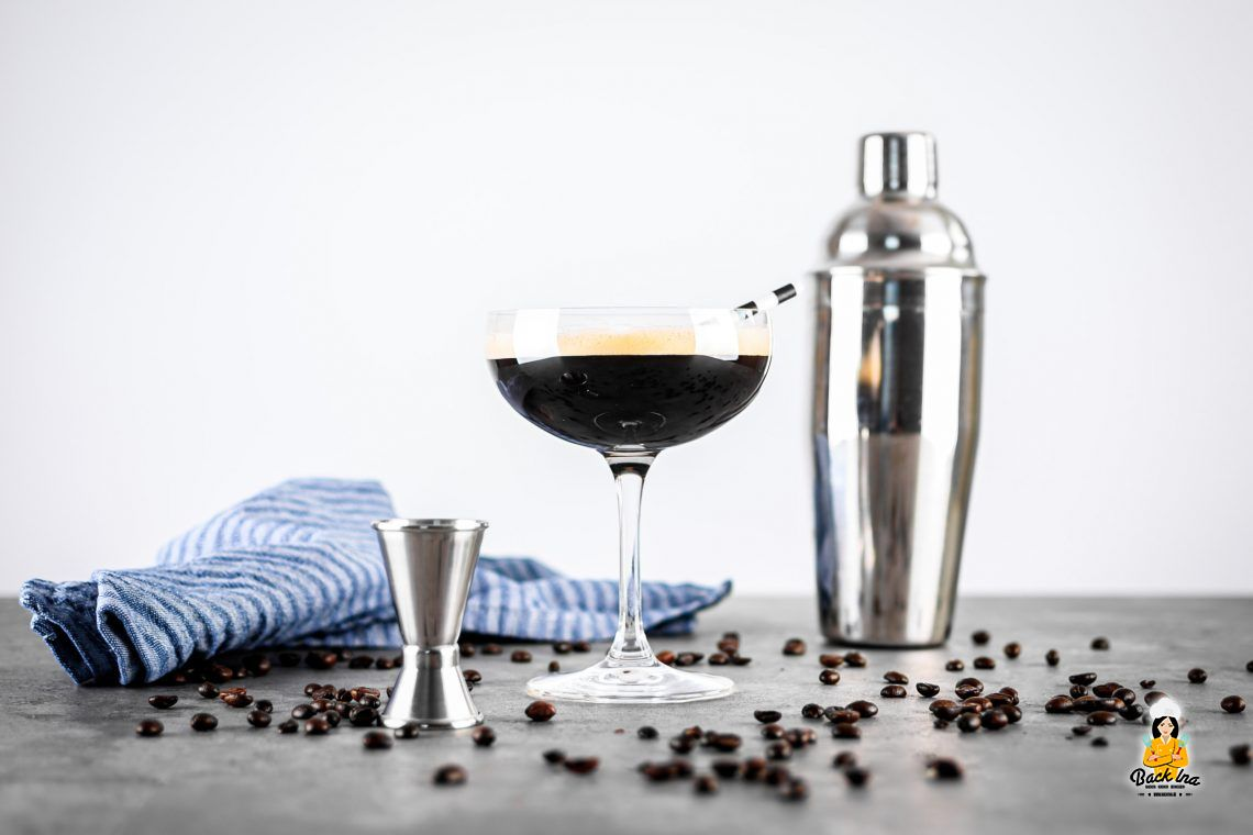 Food in Motion 1/20: Espresso Martini