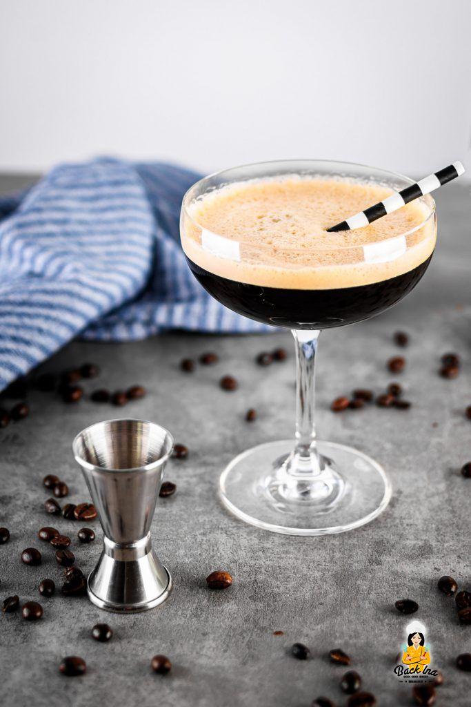 Espresso Martini - Cocktailklassiker mit Kaffee