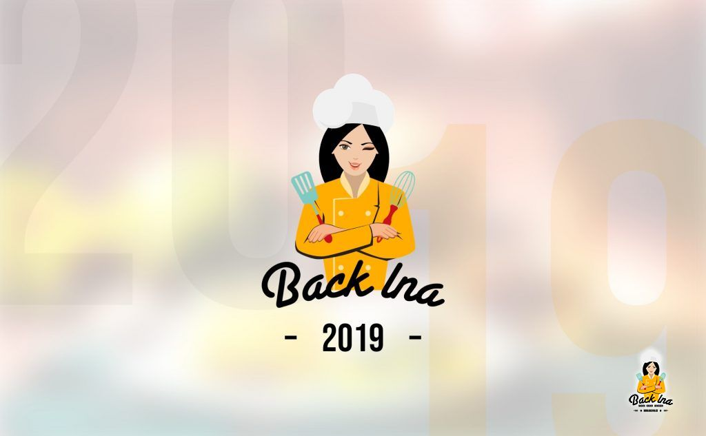 Foodblog Bilanz 2019 von backina.de