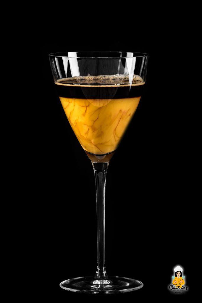 Eierlikör Kaffee Cocktail