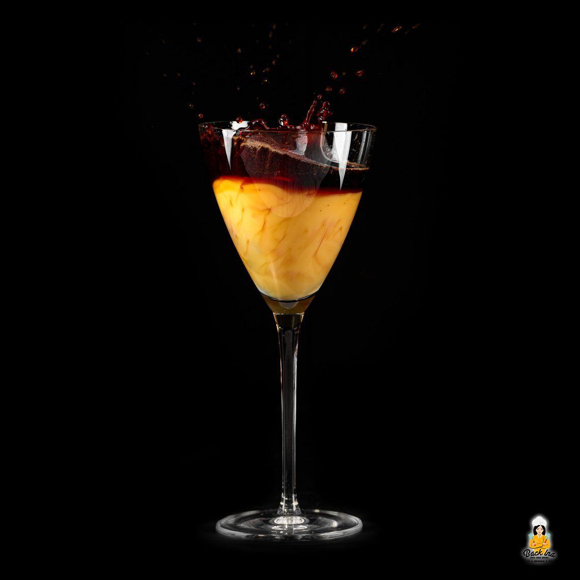 Food in Motion 4/20: Eierlikör Kaffee Cocktail