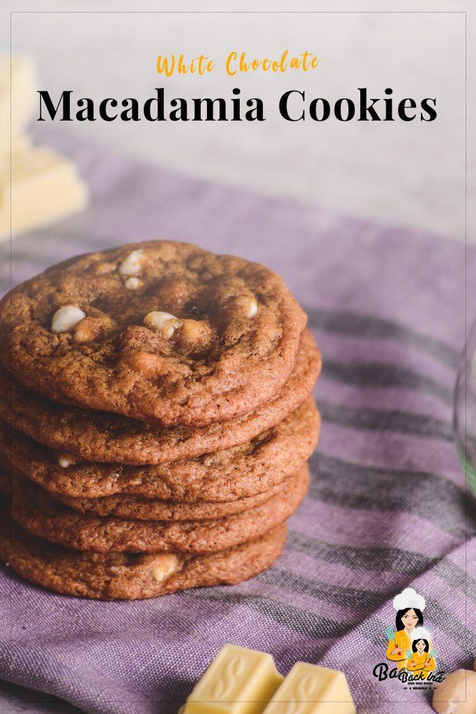 Du möchtest schön dicke White Chocolate Macadamia Cookies selber machen? Dieses Rezept schmeckt fast wie bei Subway und Co - nur ohne Chemie!