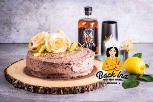 Cuba Libre Torte