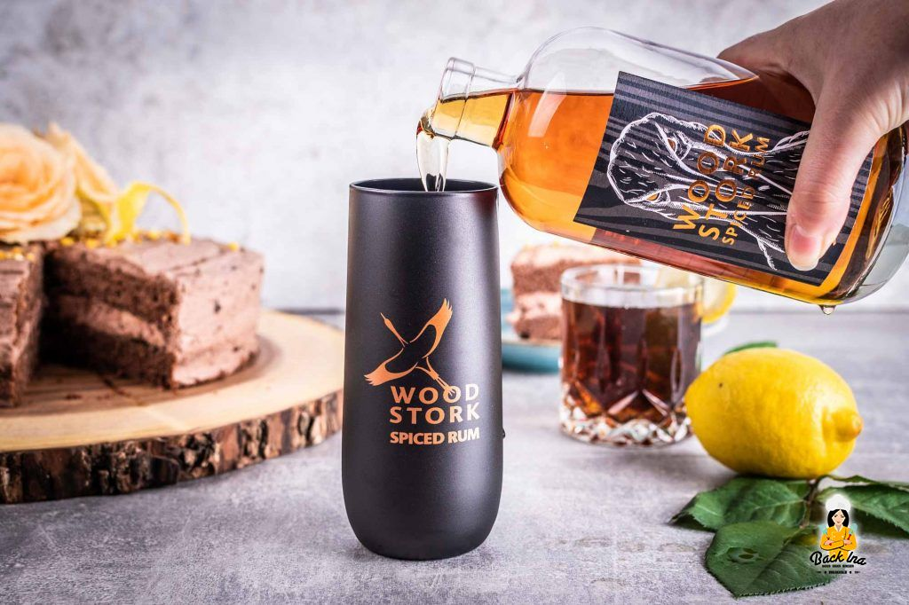 Wood Stork Spiced Rum im neuen Design