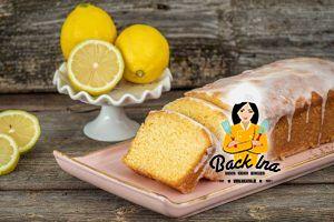Klassischer Zitronenkuchen