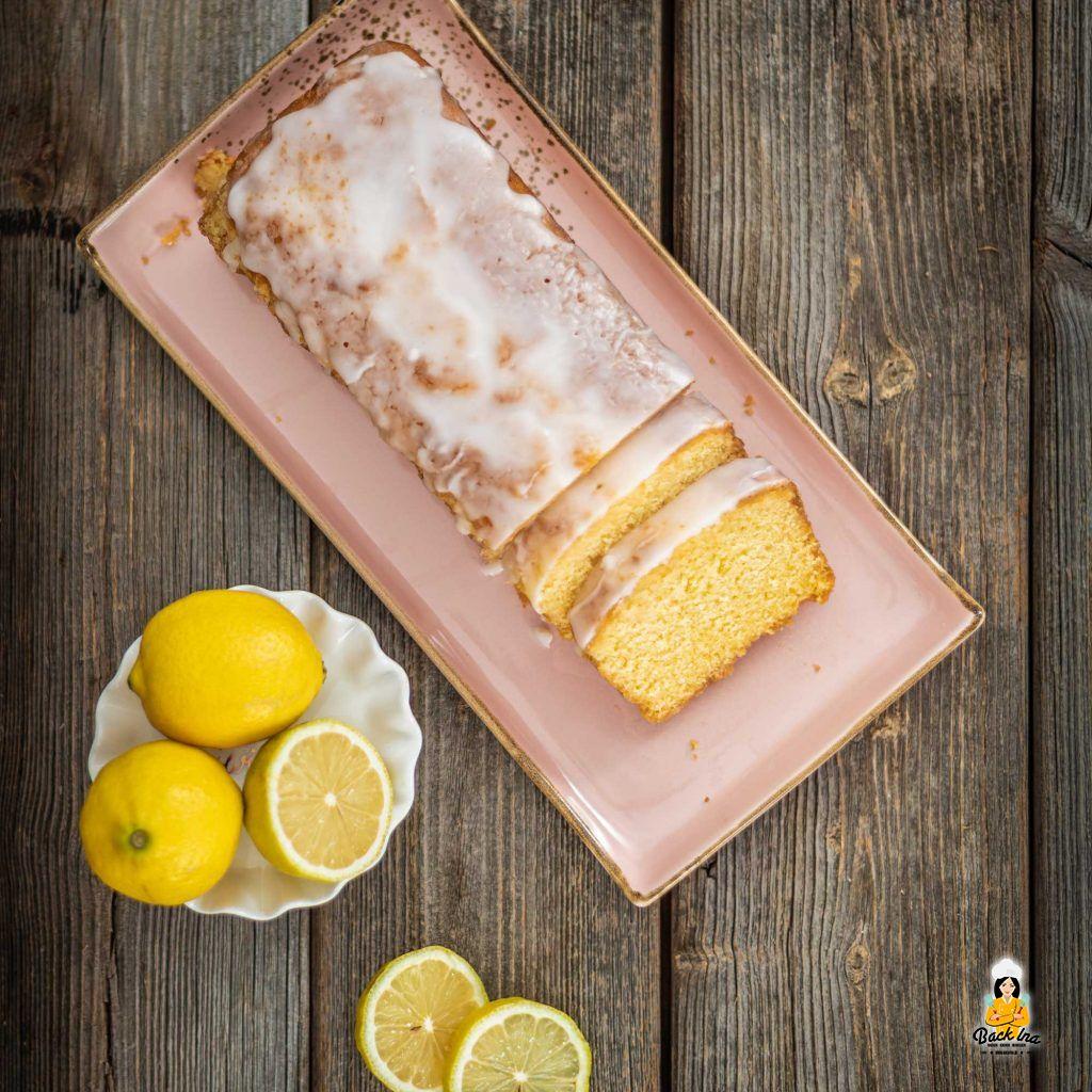 Rührkuchen mit Zitrone: Zitronenkuchen aus der Kastenform